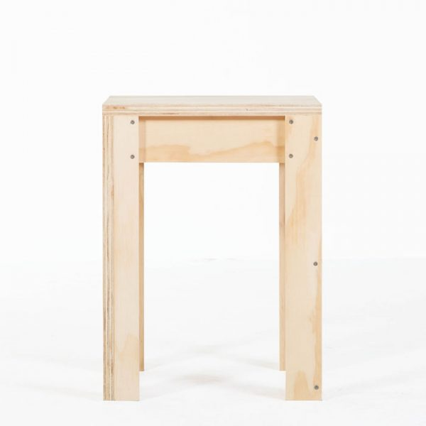 free DIY stool instruction