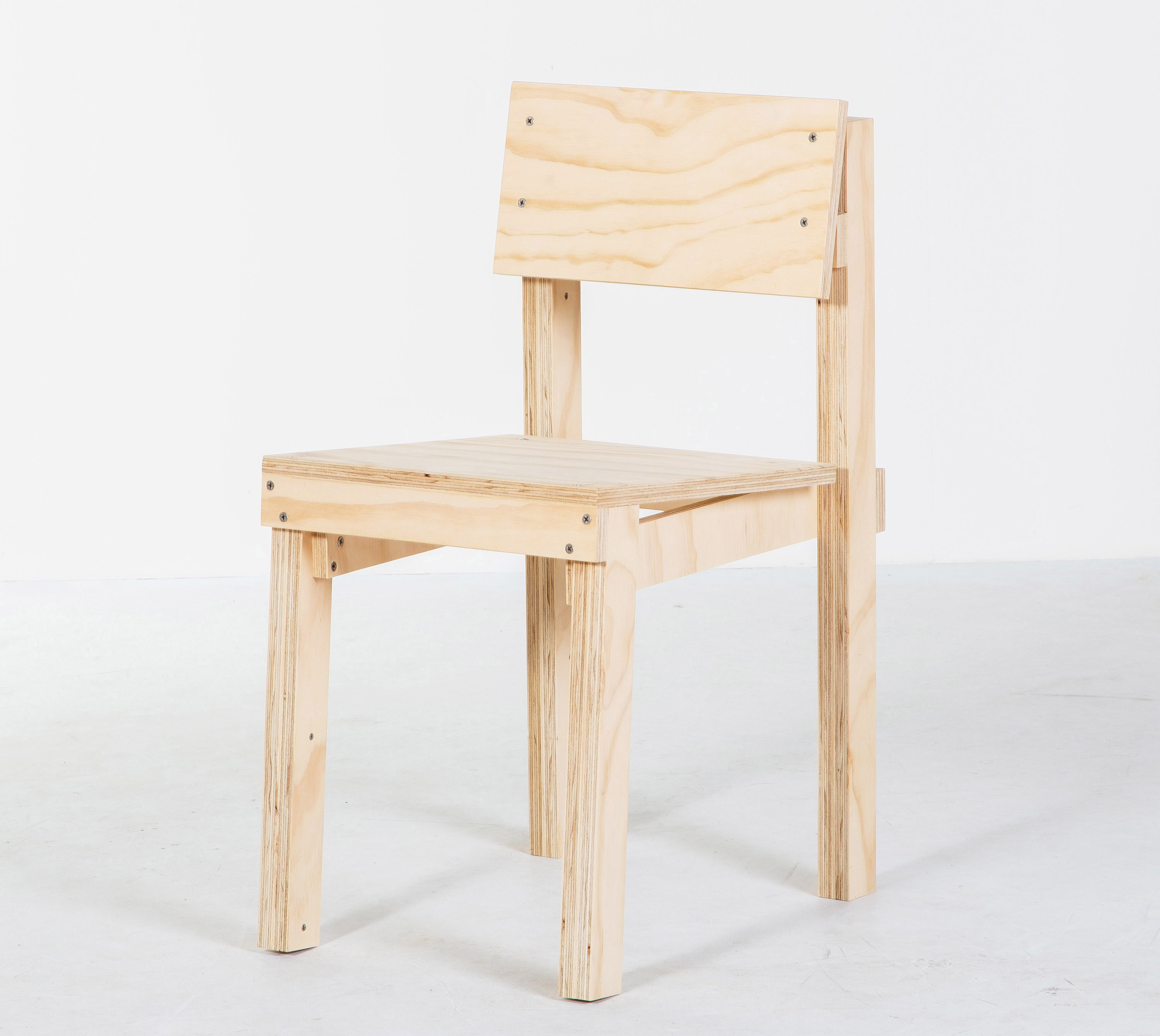 Plywood DIY Chair